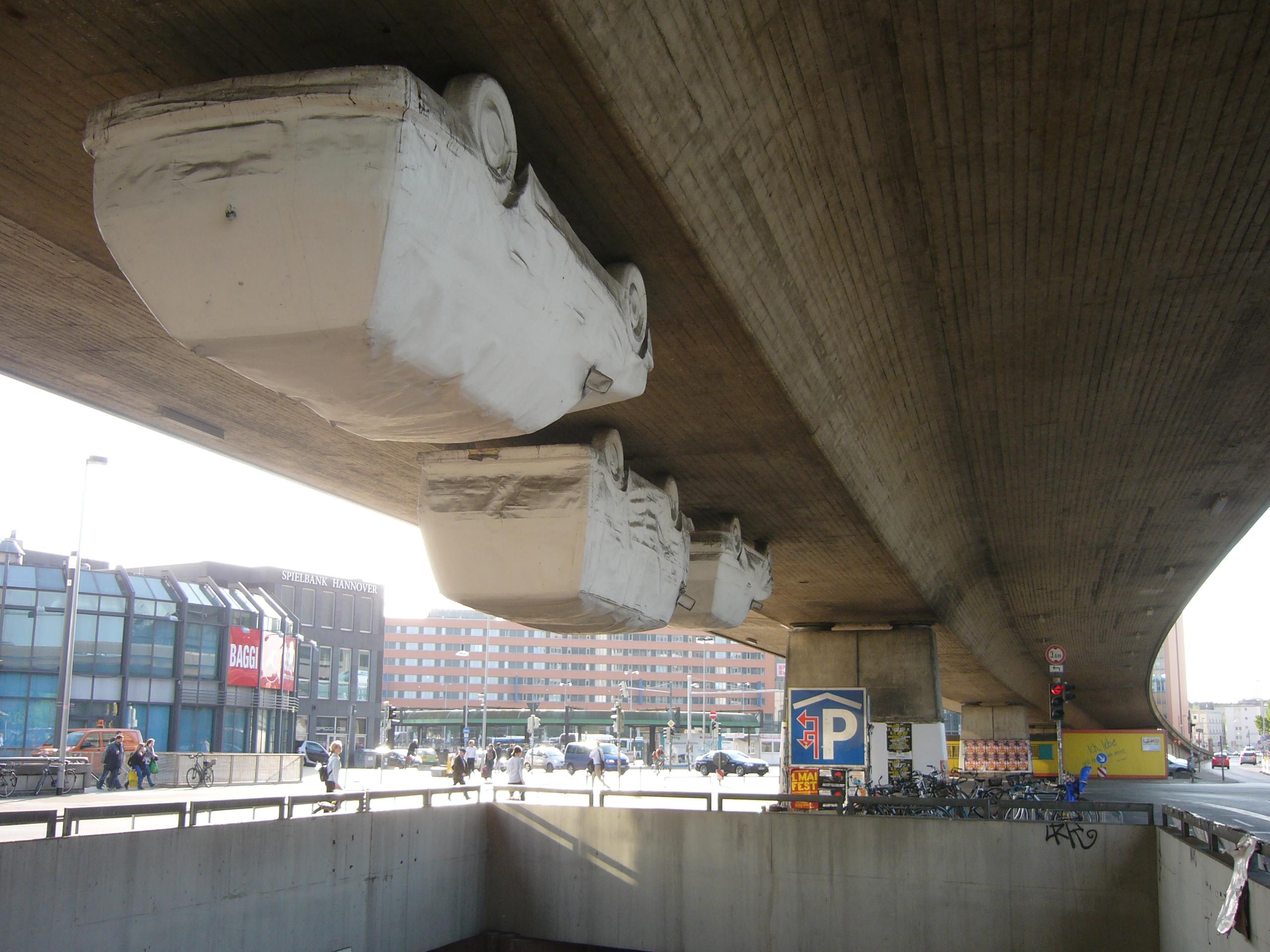 SPD und GRÜNE sorgen für Aufwertung der Raschplatzhochstraße