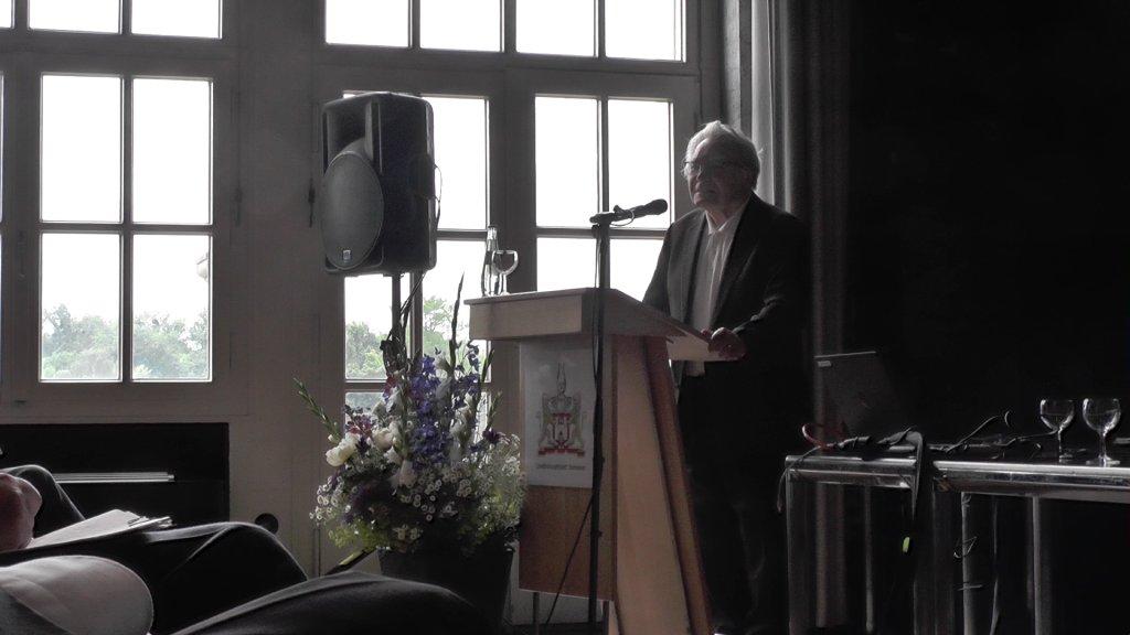 Prof  Dr Oskar Negt Weltfluechtlingstag