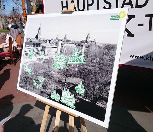 Kulturhauptstadt: GRÜNE fordern mehr Freiräume für Kultur
